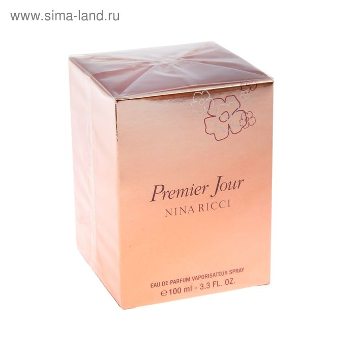 Парфюмерная вода Nina Ricci Premier Jour, 100 мл
