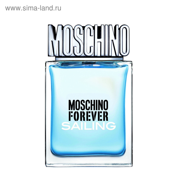 Туалетная вода Moschino Forever Sailing, 100 мл