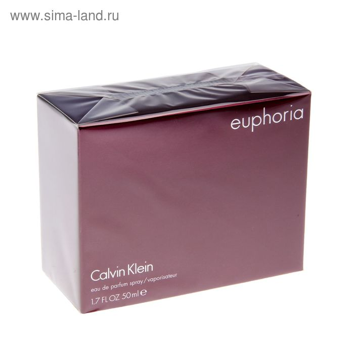 Парфюмированная вода Calvin Klein Euphoria, 50 мл