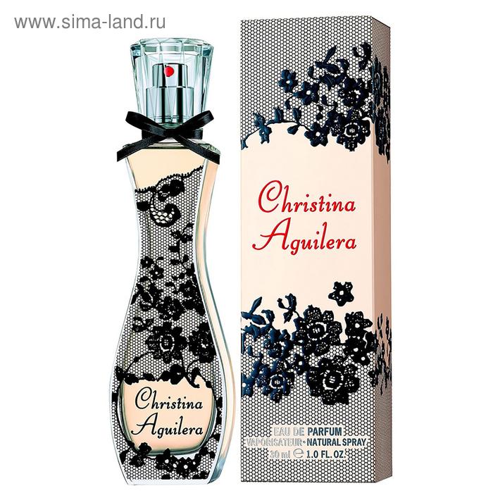 Парфюмированная вода Christina Aguilera, 30 мл