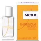 Туалетная вода Mexx Energizing woman, 15 мл
