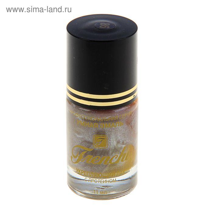 Лак для ногтей Умная эмаль Frenchi укрепляющий, тон 86