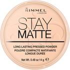 Пудра для лица Rimmel Stay Matte- Champagne №006