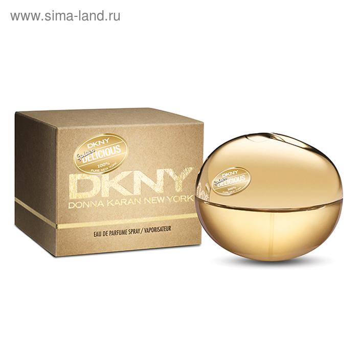 Парфюмированная вода DKNY Golden Delicious, 50 мл