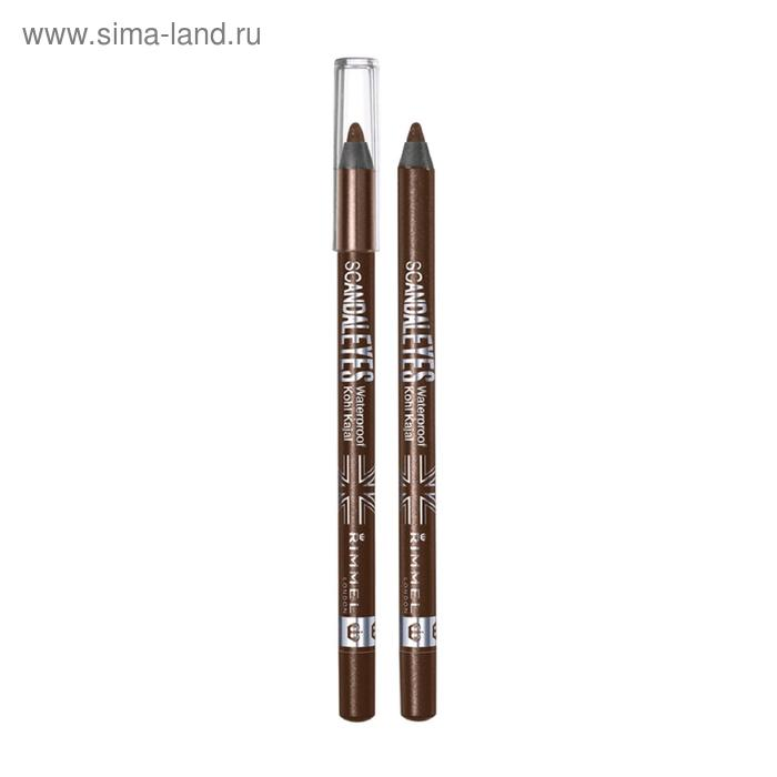 Карандаш для глаз Rimmel Scandal Eyes Kohl Kajal Waterproof - №003, 1,2 гр