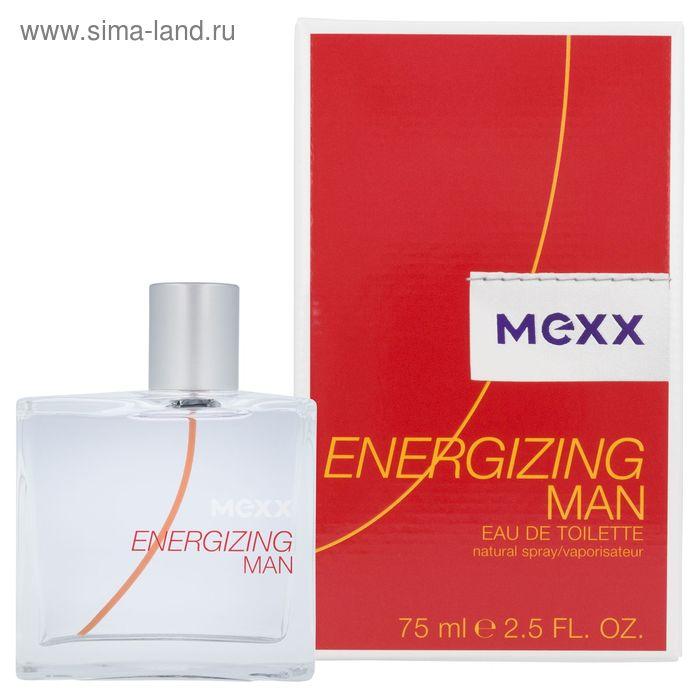 Туалетная вода Mexx Energizing man 75мл