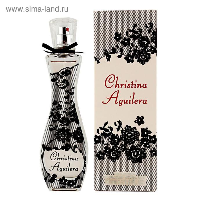 Парфюмированная вода Christina Aguilera, 50 мл