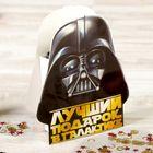 """Пакет-открытка """"Лучший подарок в галактике"""", Звездные войны"""
