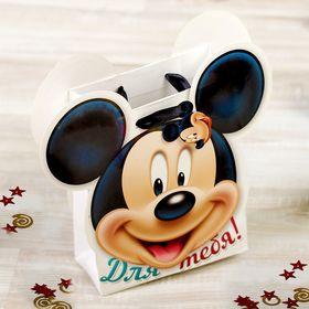 """Пакет-открытка """"Для тебя"""", Микки Маус"""