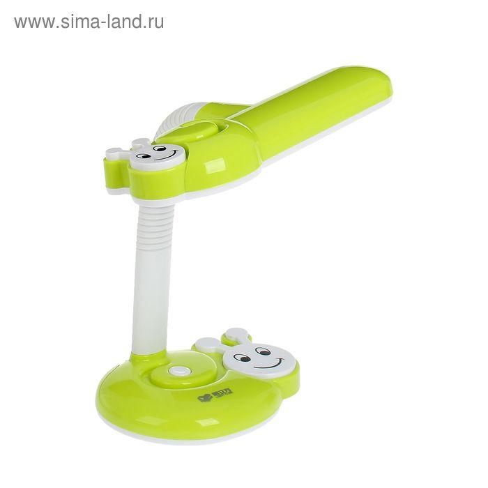 """Лампа настольная LED """"Улитка"""" МИКС"""