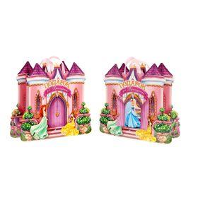 """Пакет-открытка """"Подарок для принцессы"""", Принцессы"""