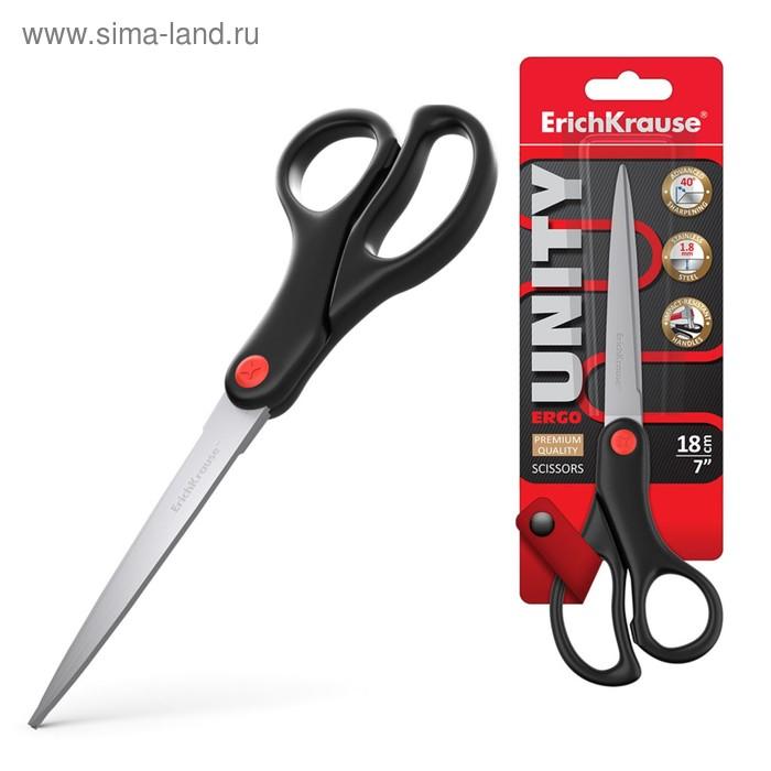 Ножницы Unity Asymmetric 18см, EK 35104