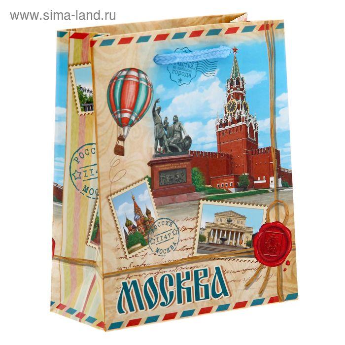 """Пакет вертикальный S """"Москва"""""""