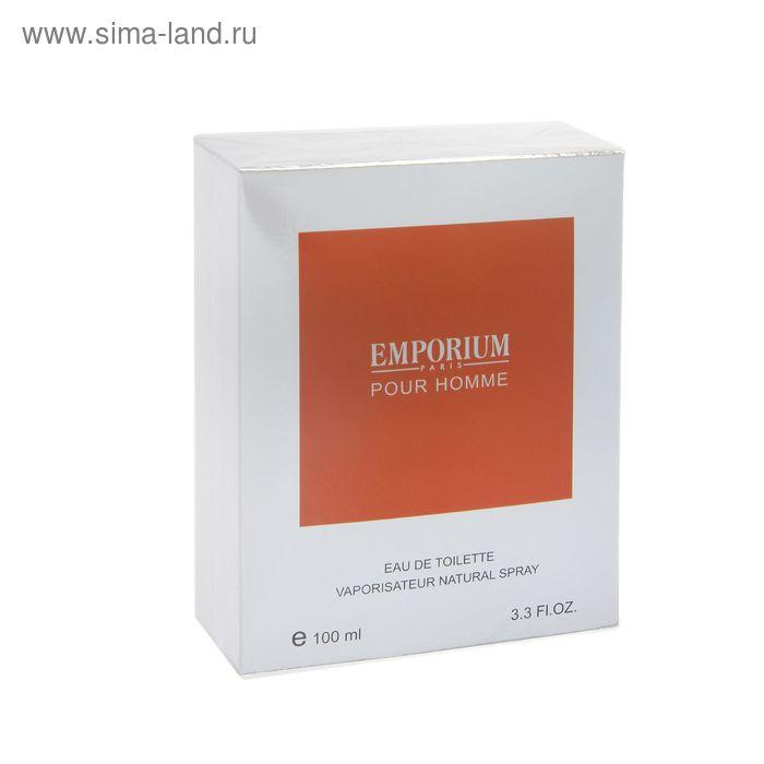 Туалетная вода мужская Emporium pour homme , 100 мл