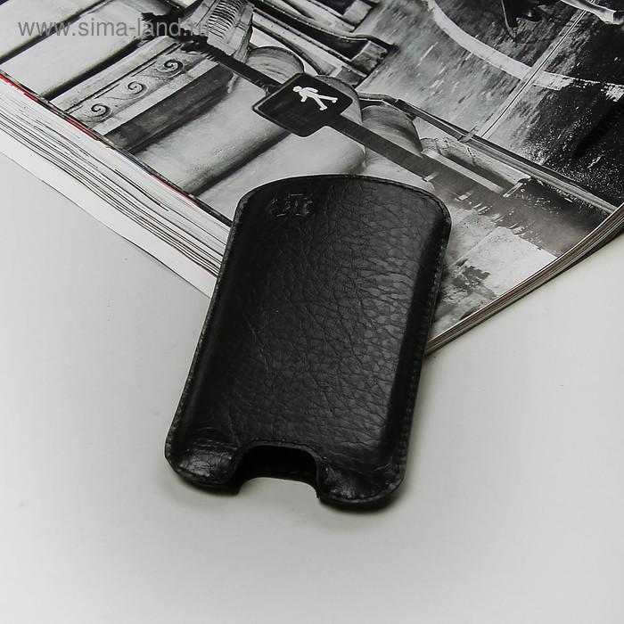 """Чехол-кармашек """"Norton"""" для телефона Samsung, цвет чёрный"""