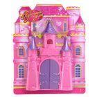 Замок для кукол с тремя башнями