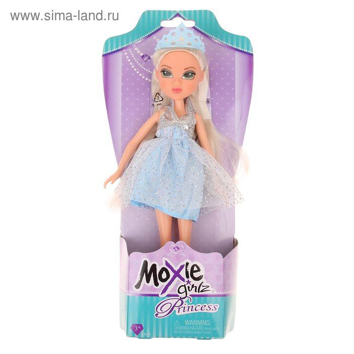 """Кукла """"Принцесса в голубом платье"""""""