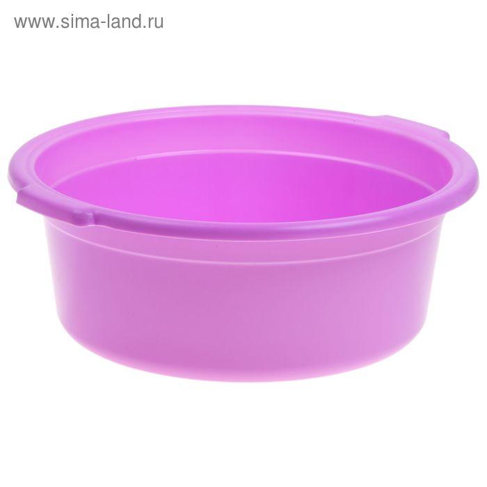 Таз 14 л пищевой, цвет МИКС