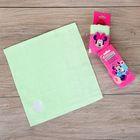 Полотенце в открытке, Минни Маус
