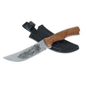 """Нож """"Восток-2"""" г. Кизляр, рукоять-дерево, сталь 65Х13"""
