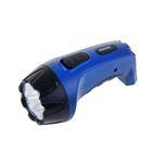 Фонарь аккумуляторный светодиодный «Рекорд» РМ-0104, синий