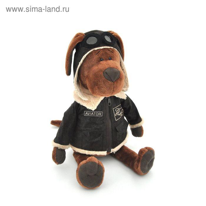 Мягкая игрушка «Пёс Барбоська Авиатор»