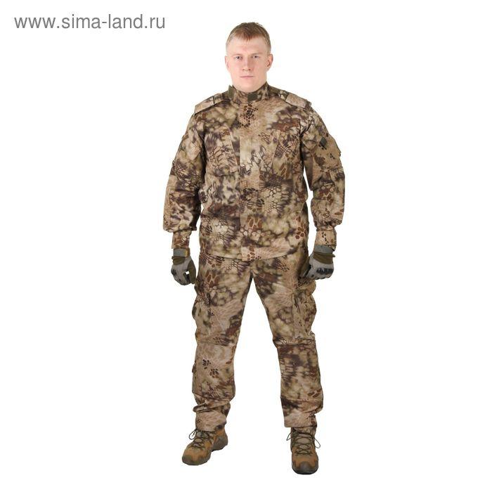 Костюм для спецназа летний МПА-04 (НАТО-1) КМФ питон скала, ткань Мираж-210 (52/4)