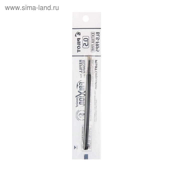 Стержень гелевый Pilot Frixion 0.5 мм узел-игла, черный для ручек BL-FRP5, BLS-FRP5