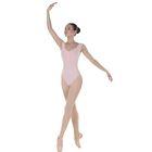 Трико для хореографии, размер 26, цвет телесный