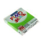 Пластика - полимерная глина для детей 42г FIMO kids, светло-зеленый