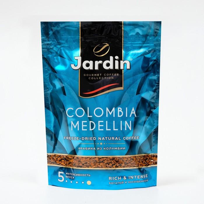 Кофе Jardin Columbia Medellin, растворимый, мягкая упаковка, 150 г
