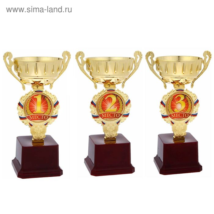 """Кубок спортивный """"2 место"""""""