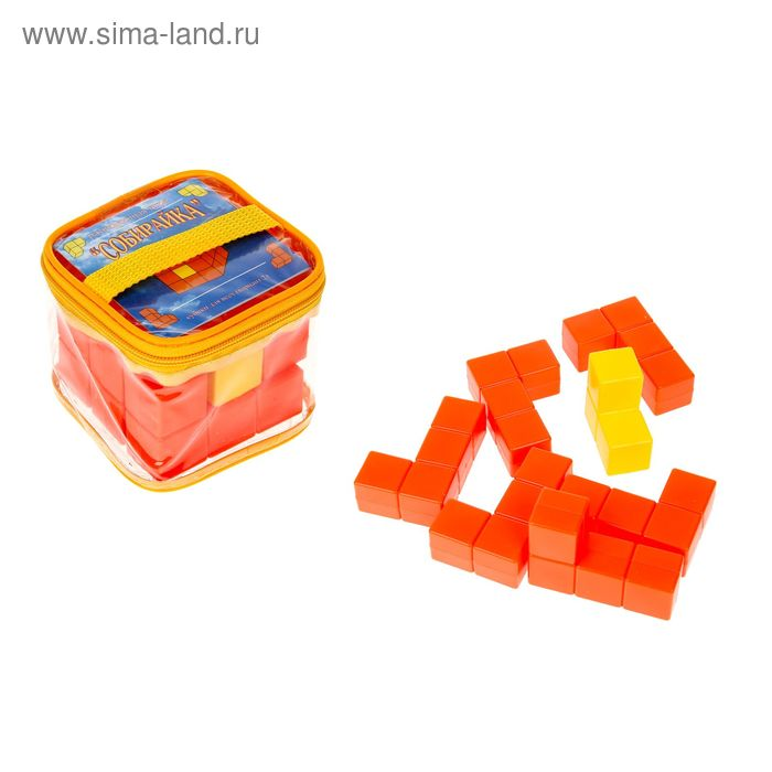 "Набор кубиков ""Собирайка"""