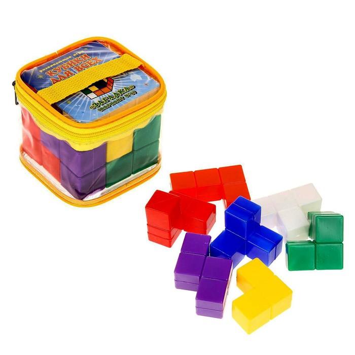 """Набор кубиков """"Загадка"""""""
