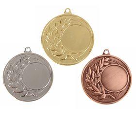 Медаль под нанесение 026, серебро Ош
