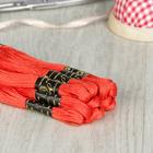 Мулине №0808,10±1м, цвет красный