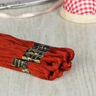 Мулине №1616,10±1м, цвет бордовый