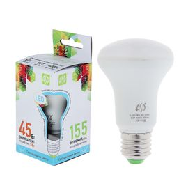 Лампа светодиодная направленного света R63, Е27, 5 Вт, 4000 К
