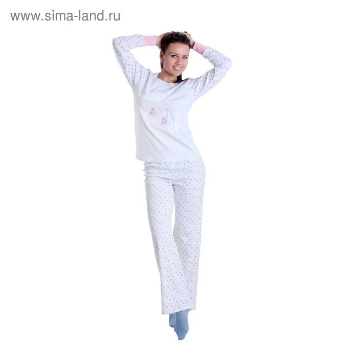 Комплект женский (фуфайка, брюки) арт.12с149В, р-р 44-46 (88-92)