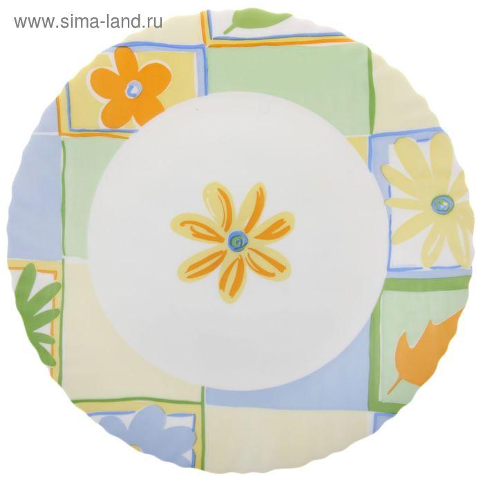 Тарелка плоская 25 см Valensole