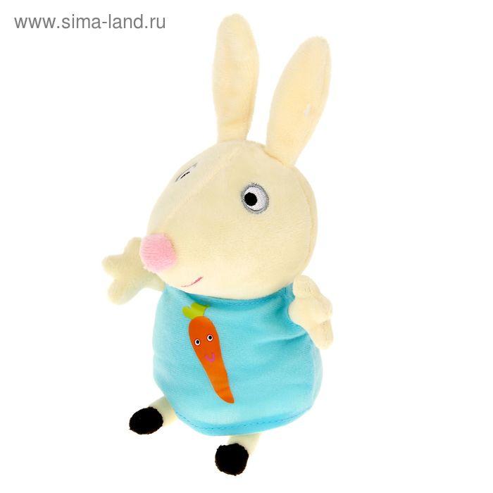 Мягкая игрушка «Ребекка с морковкой»