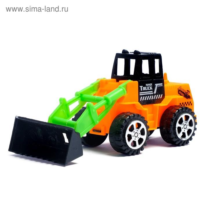 Трактор инерционный, МИКС
