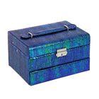 Перламутр сине-фиолетовая