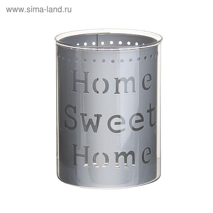 Подсвечник Home, sweet home МИКС