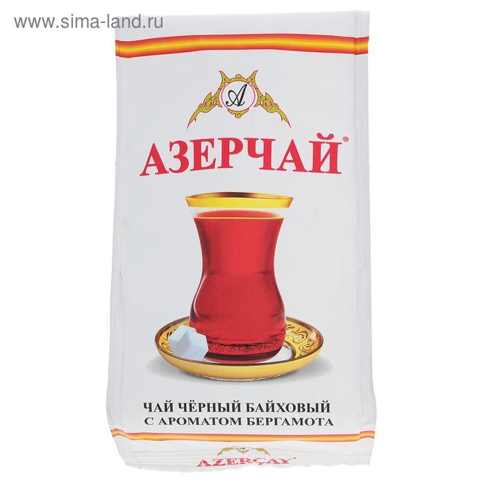 Чай черный Азерчай Tea, байховый, 250 г