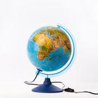 """Глобус ландшафтный диаметр 250мм """"Классик Евро"""", с подсветкой"""