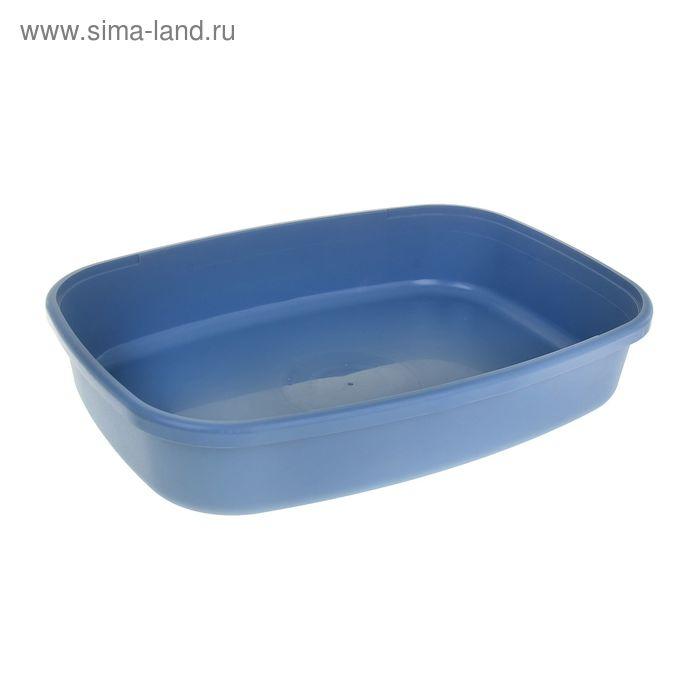 """Туалет универсальный """"Биг"""", 62х44х13 см, серый"""