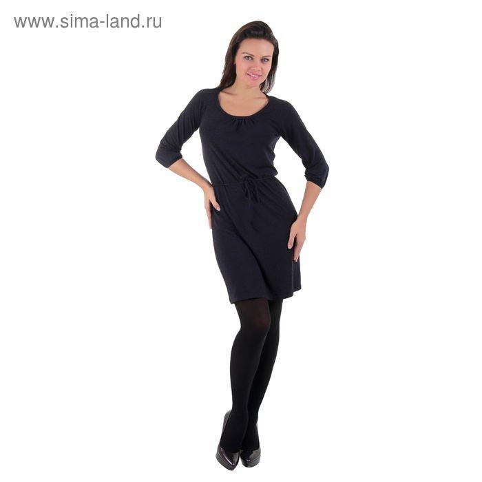 Платье женское Адажио MV242440/01 синий, рост 158-164 см, р-р 48