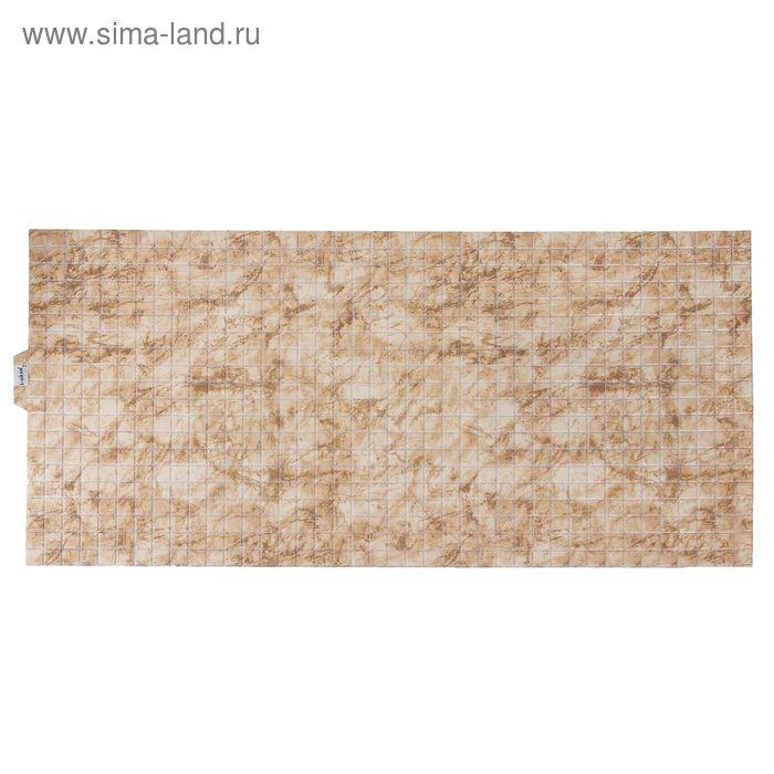 Панель ПВХ Мозаика прерия 955*488