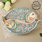 сувенирные тарелки и блюда из семикаракорской керамики российских поставщиков
